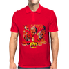 manga tv Mens Polo