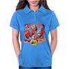 manga tv Womens Polo