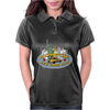 manhattan new york city nyc usa america big apple lady liberty Womens Polo