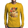 Manny Pacman Pacquiao Philipino Boxer Mens Long Sleeve T-Shirt