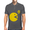 Manny Pacquiao Wears Pac-Man Eating Money Mens Polo
