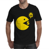 Manny Pacquiao Wears Pac-Man Eating Money Mens T-Shirt