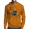 Man's Best Friends are his Beer and Dog Mens Hoodie