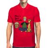 Man's Best Friends are his Beer and Dog Mens Polo