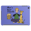 Man's Best Friends are his Beer and Dog Tablet