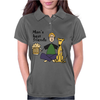 Man's Best Friends are his Beer and Dog Womens Polo
