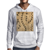 Marauder's Map Footprints Mens Hoodie