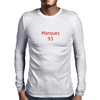 Marc Marquez 93 Mens Long Sleeve T-Shirt