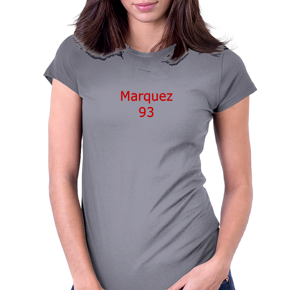 Marc Marquez 93 Womens Fitted T-Shirt