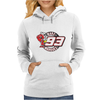 Marc Marquez #93 Womens Hoodie
