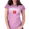 Marco Simoncelli Womens Fitted T-Shirt