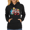 MargaritaTaichou Merry Christmas  Dragonball Z Womens Hoodie