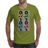 maria pop art Mens T-Shirt