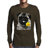 Marie Curie Great Daffodil Appeal Mens Long Sleeve T-Shirt