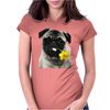 Marie Curie Great Daffodil Appeal Womens Fitted T-Shirt