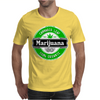 Marijuana, 100% Organic Mens T-Shirt