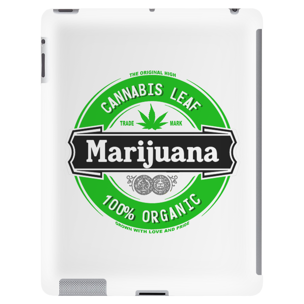 Marijuana, 100% Organic Tablet