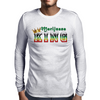 Marijuana King Mens Long Sleeve T-Shirt