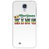 Marijuana King Phone Case