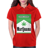 Marijuana, Orignal Cannabis Womens Polo