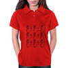 Marijuana Womens Polo