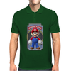 Mario Original Player Ideal Birthday Present or Gift Mens Polo