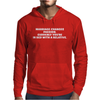 Marriage changes passion Suddenly yur in bed with a relative Mens Hoodie