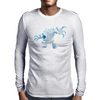 Marshmallow Mens Long Sleeve T-Shirt
