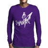 Martin Horror Mens Long Sleeve T-Shirt
