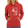 Marty McFly Homage Womens Hoodie
