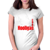 Marv Hooligan Film Womens Fitted T-Shirt