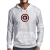Marvel Captain America Shield Mens Hoodie
