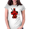 Marvel Comics Deadpool Womens Fitted T-Shirt
