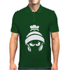 Marvin The Martian Kult Mens Polo