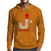 Mary J Smoke Air Mens Hoodie