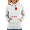 Mary J Smoke Air Womens Hoodie