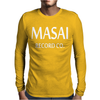 MASAI RECORDS Mens Long Sleeve T-Shirt