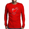 Masculine and Feminine Mens Long Sleeve T-Shirt