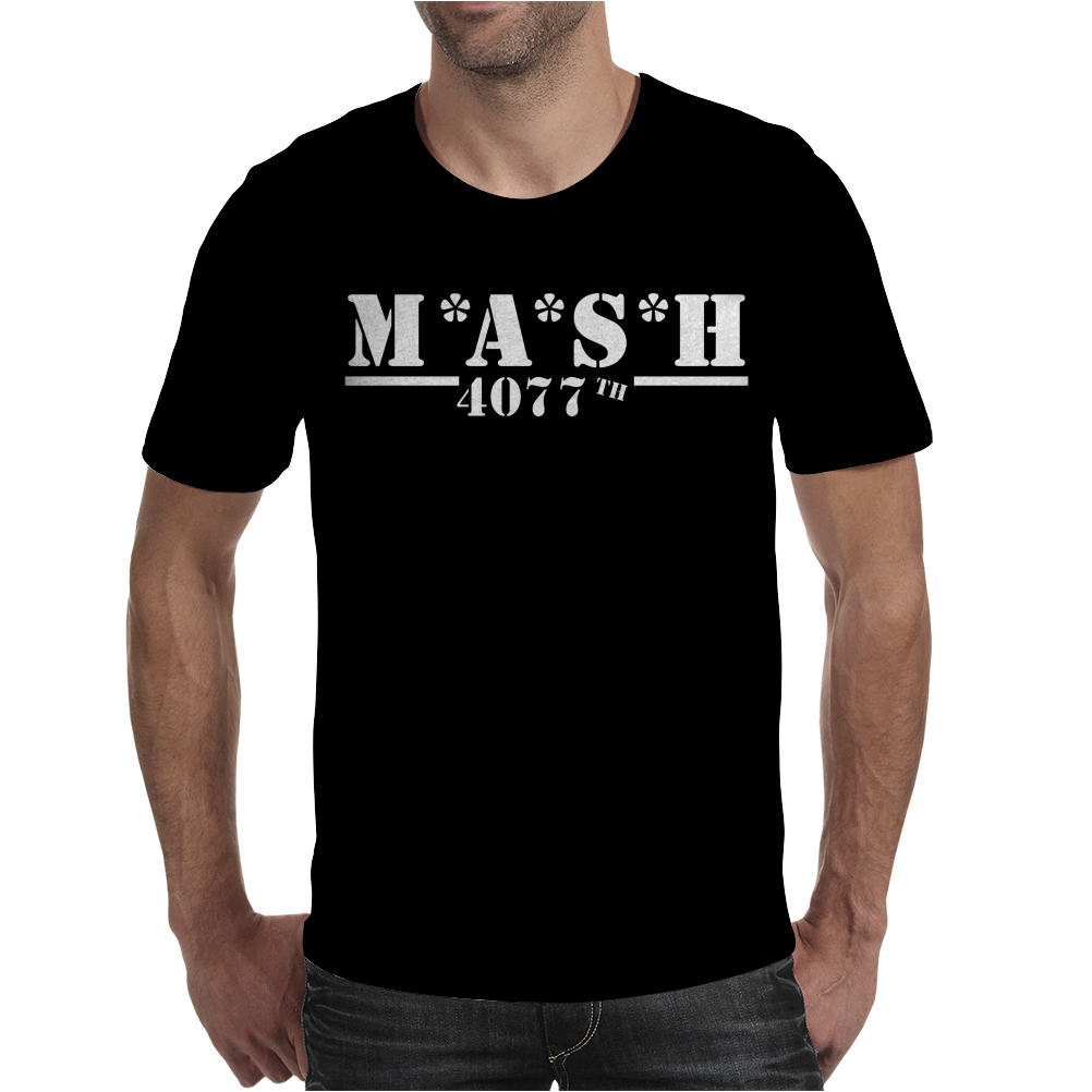 Mash Tv Show Mens T-Shirt