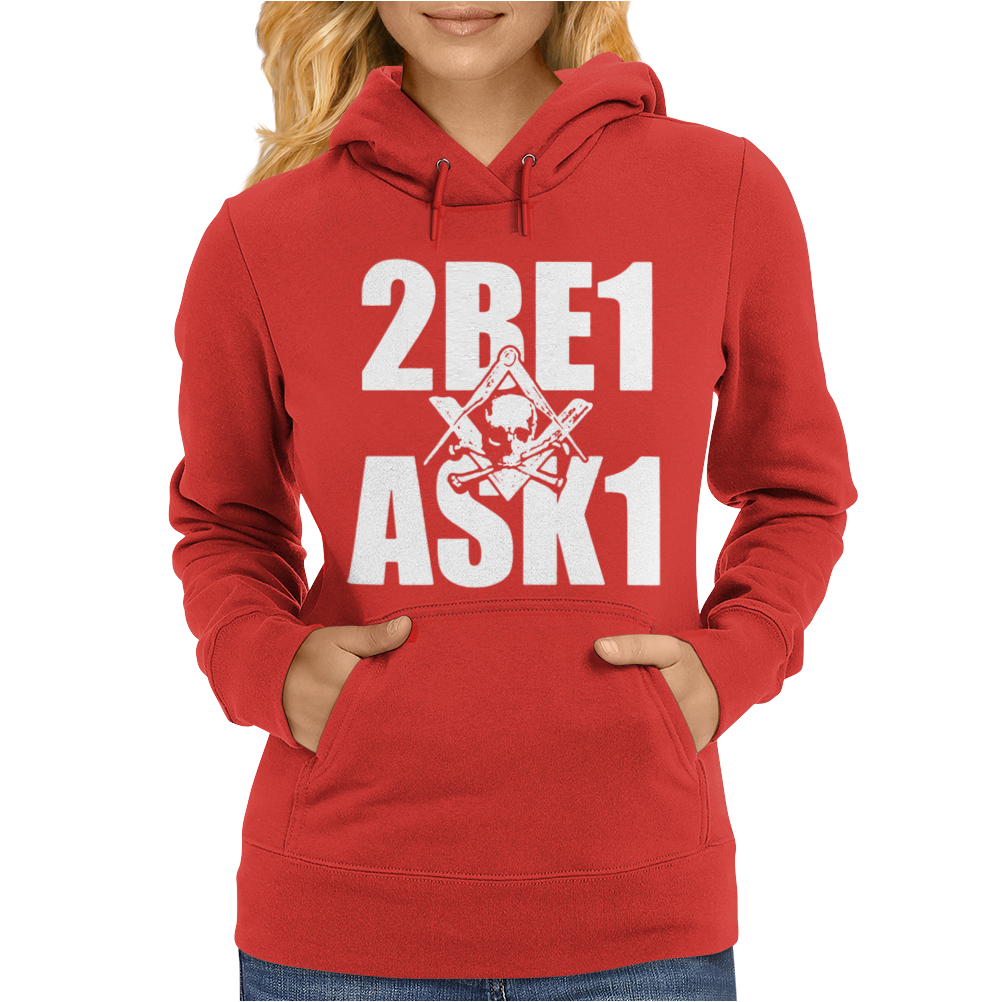 Mason 2BE1ASK1 Womens Hoodie