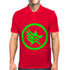Mass Effect Renegade Mens Polo