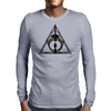 Master of Death Mens Long Sleeve T-Shirt