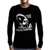 Master of the Flying Guillotine Mens Long Sleeve T-Shirt