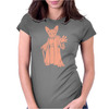 Master Sphinx from Outer Space - Second Womens Fitted T-Shirt