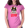 Master voodoo Womens Fitted T-Shirt