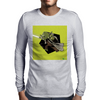 MASTER YODA Mens Long Sleeve T-Shirt