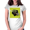 MASTER YODA Womens Fitted T-Shirt