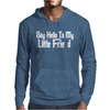 MATCHING Say Hello To My Little Friend Mens Hoodie
