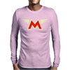Matchless Retro Wing Mens Long Sleeve T-Shirt