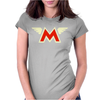 Matchless Retro Wing Womens Fitted T-Shirt
